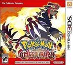 NINTENDO Nintendo 3DS Game 3DS POKEMON OMEGA RUBY